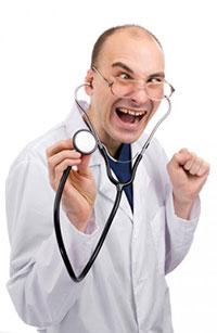 сумасшедший доктор
